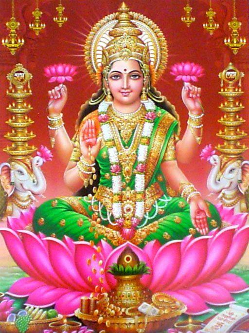 Diosas hindués más importantes
