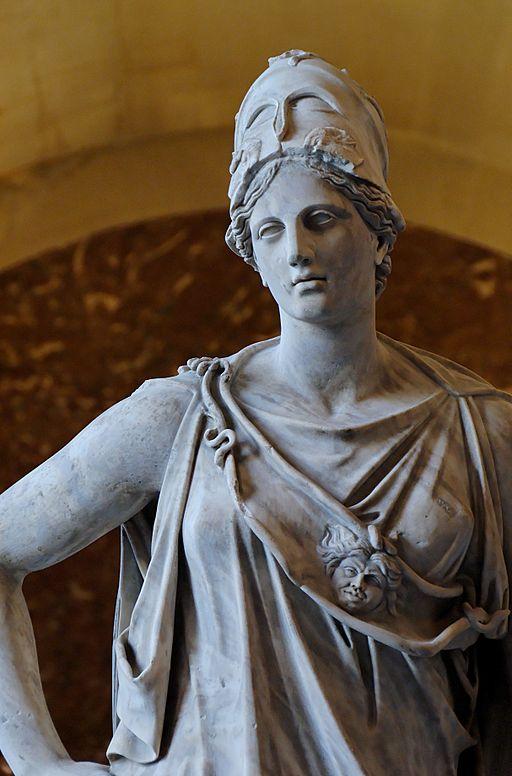 Quién era Atenea?