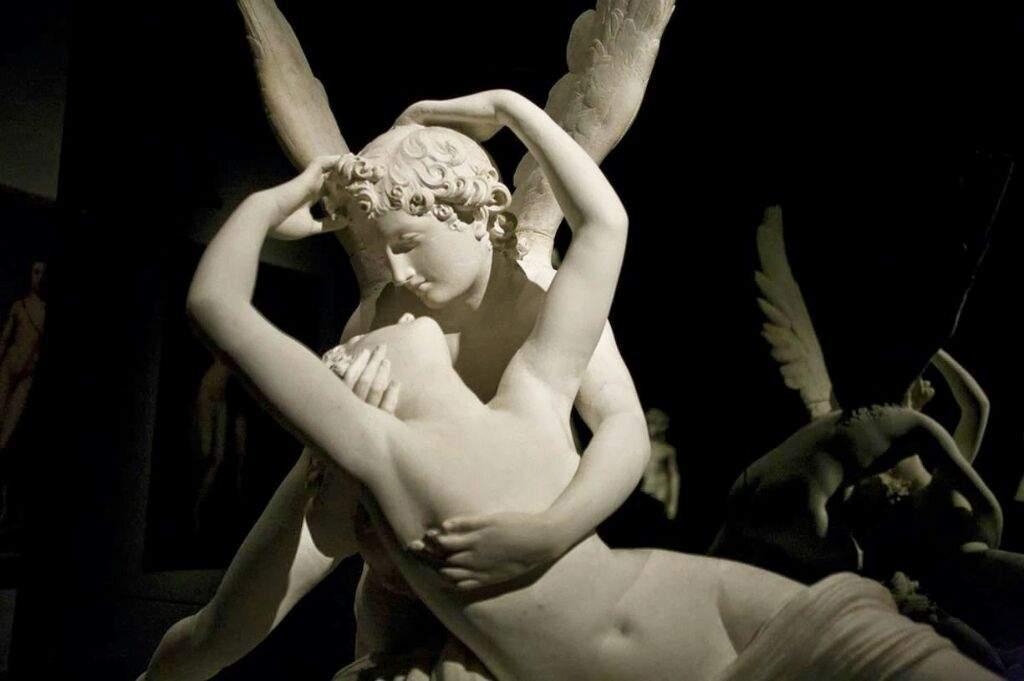 Psique y Eros