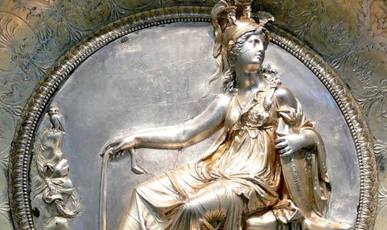 Atenea Mitología