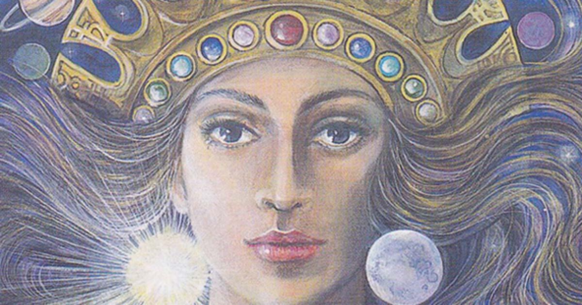 diosas sumerias