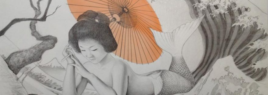 Diosas japonesas