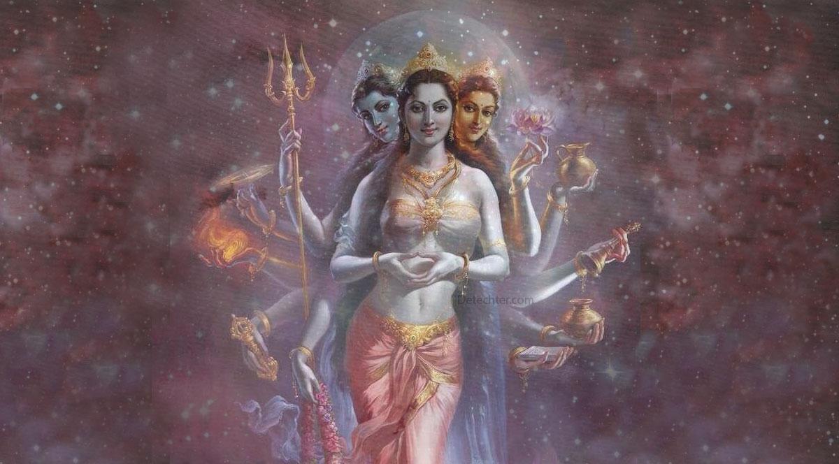 Shiva y Shakti