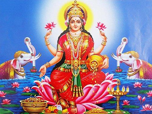 diosa del hogar