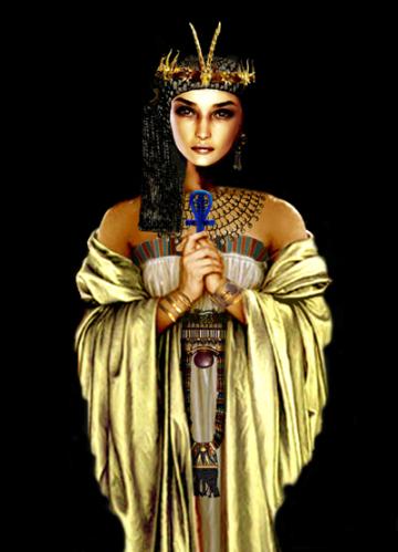 diosa isis historia