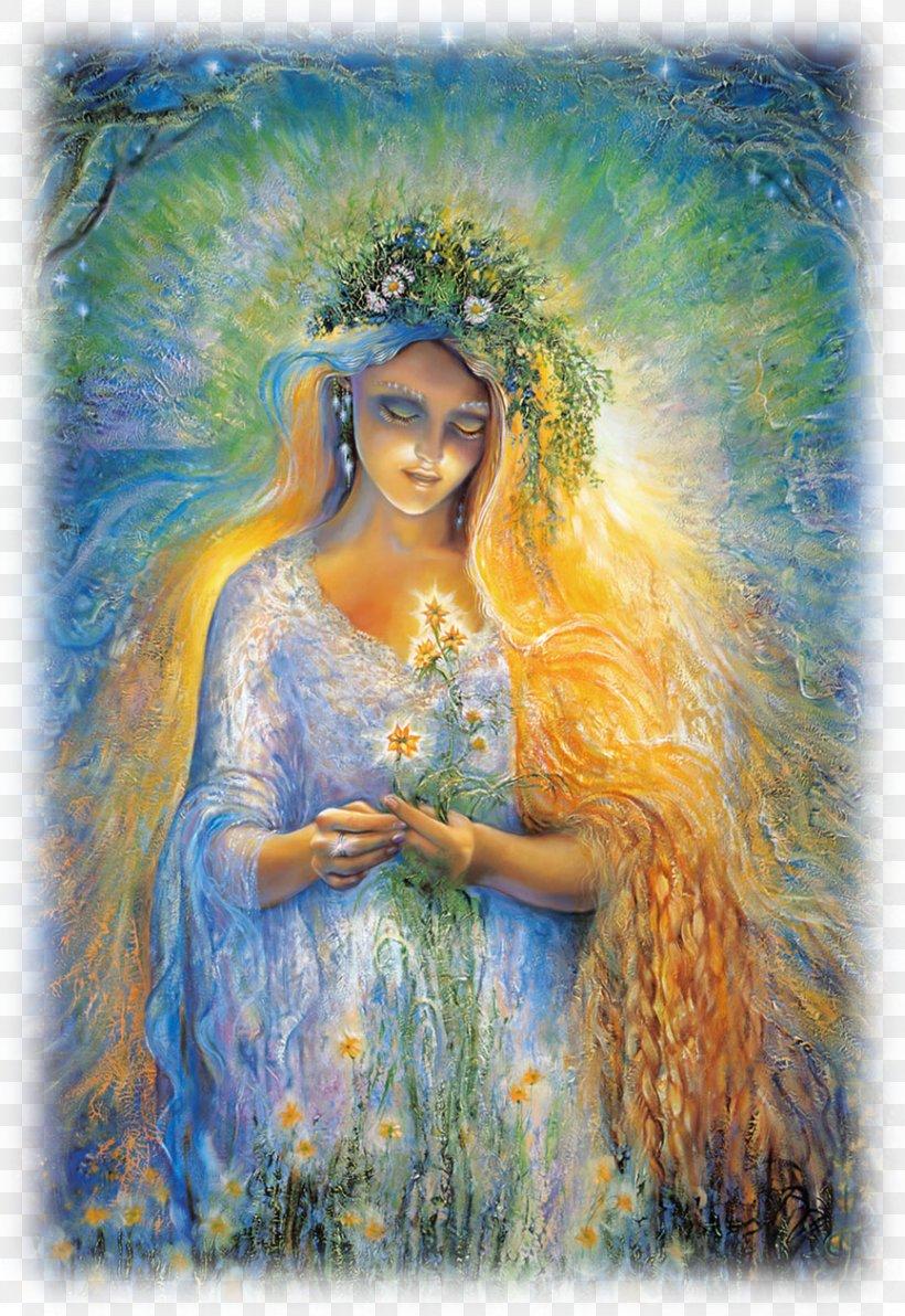 diosa griega madre de todo