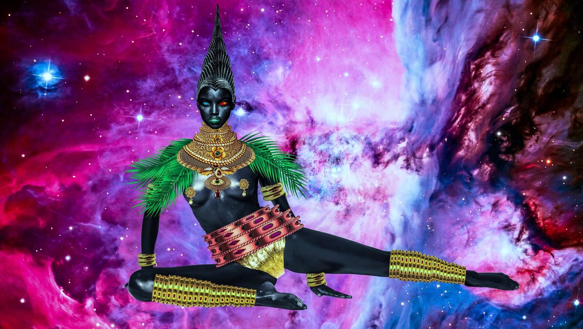 diosas africanas