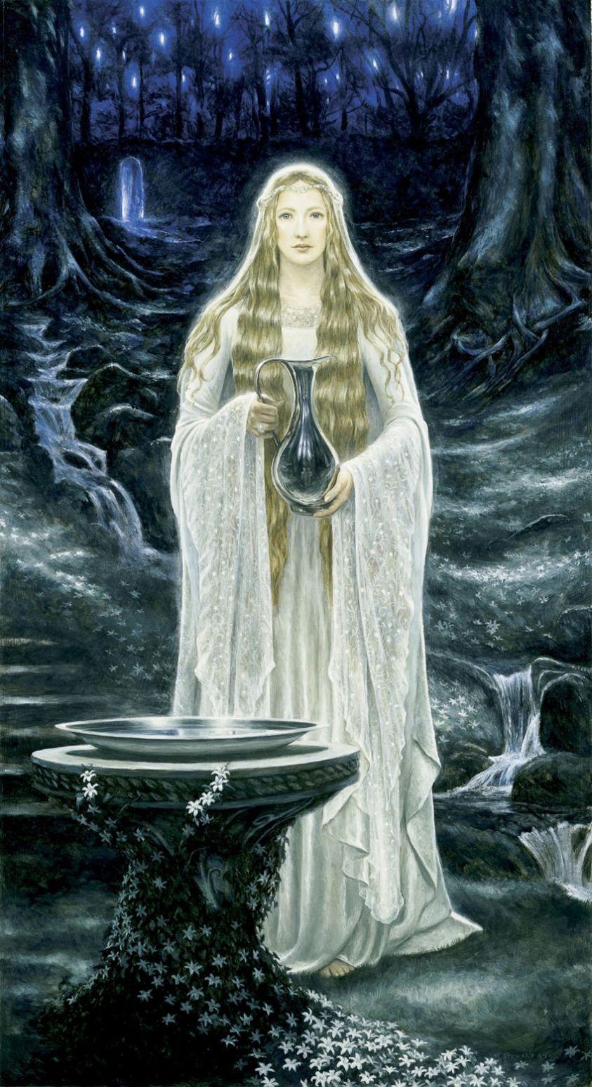 Diosa de la curación