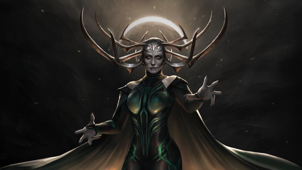 Hela diosa vikinga