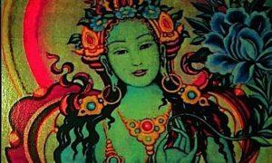 diosas budistas