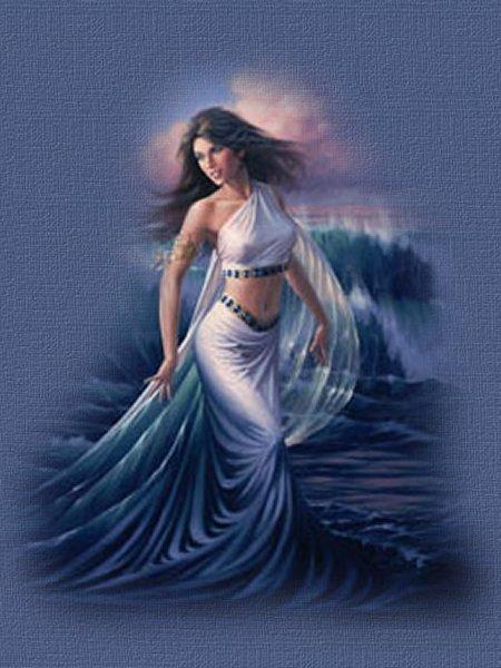 DANA diosa celta
