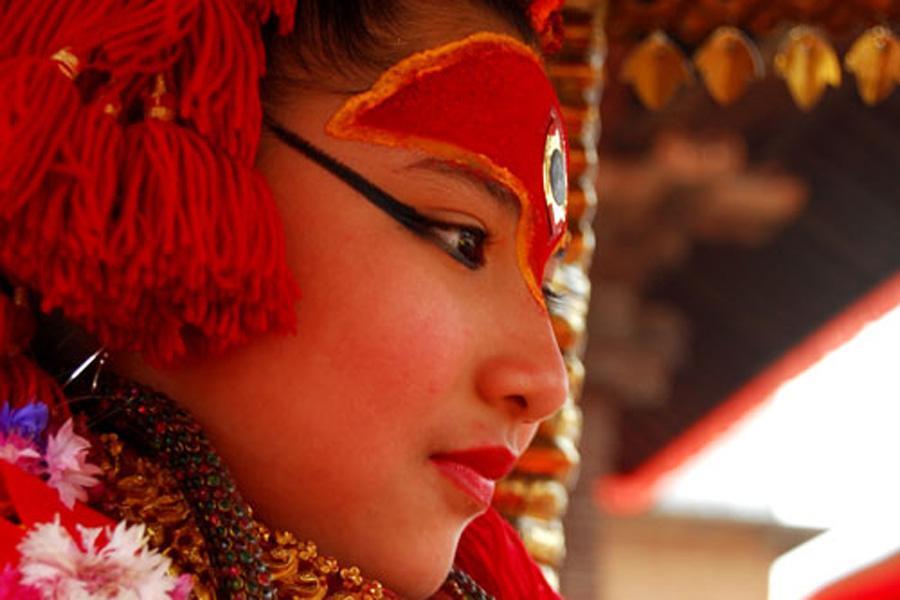 diosa Kumari