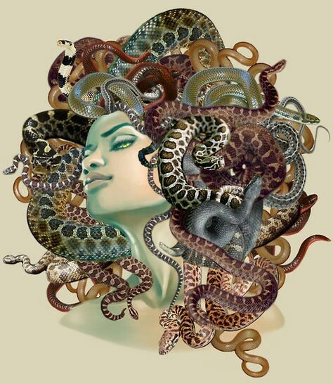 Medusa y su cabeza milagrosa