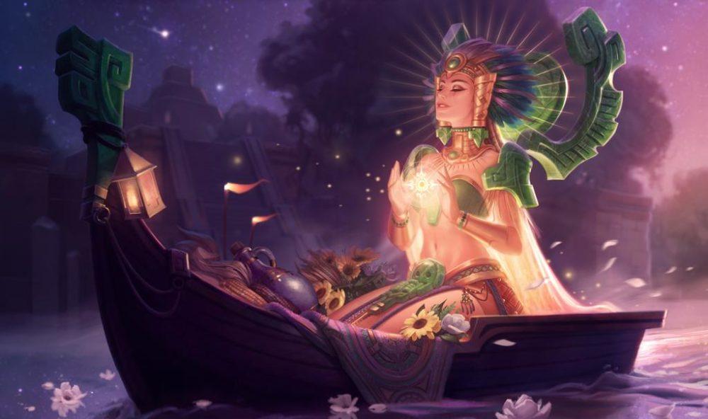 diosas del sol