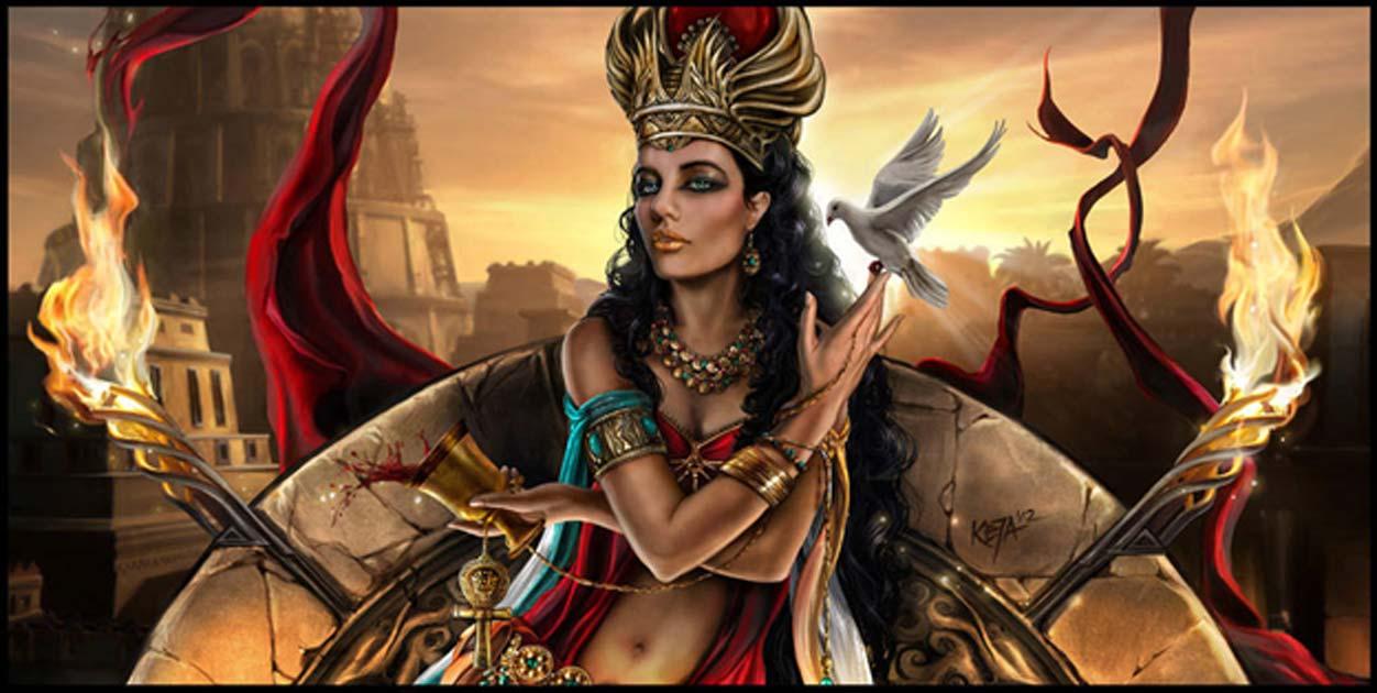 diosas guerreras