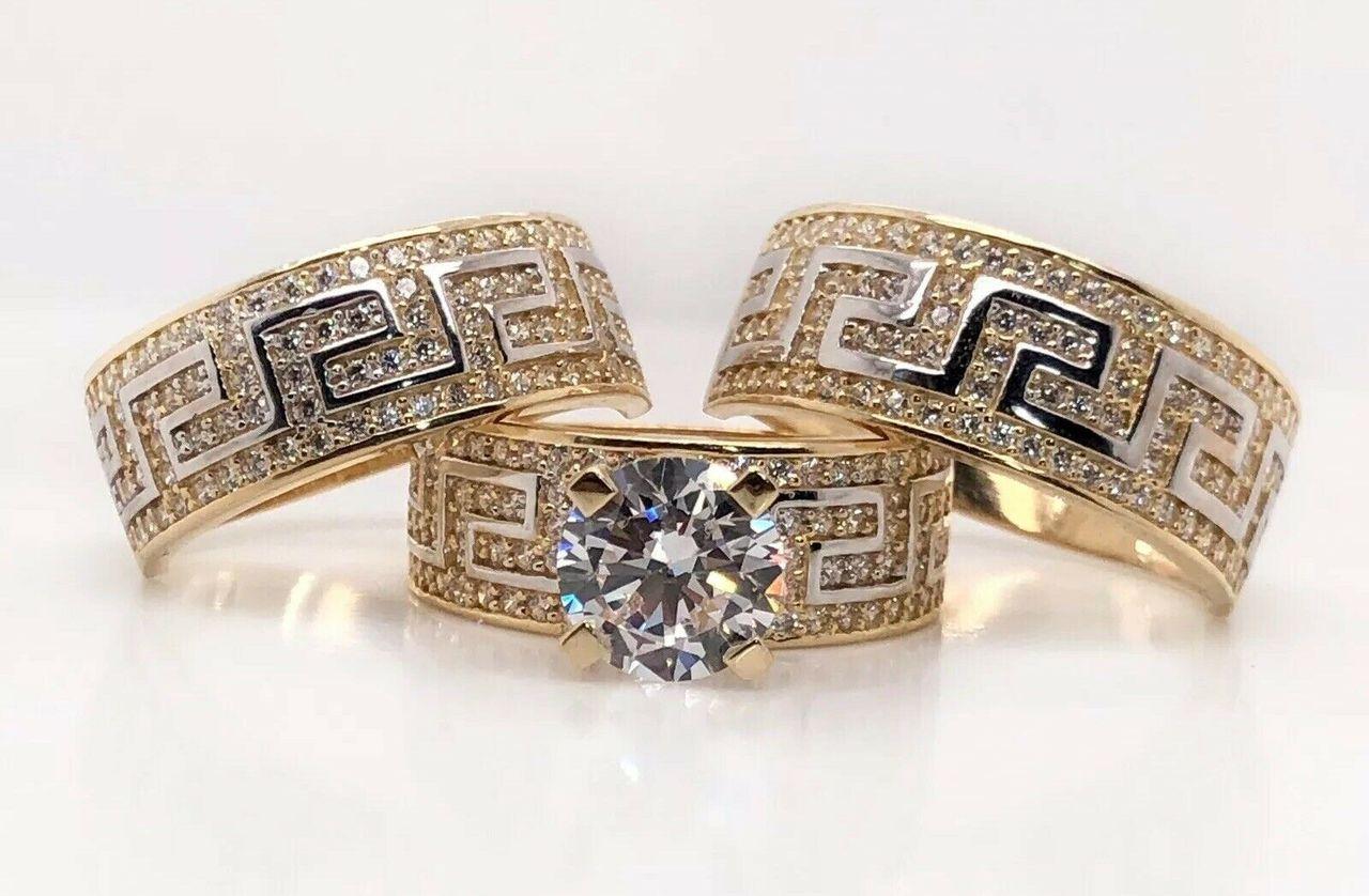 anillos griegos