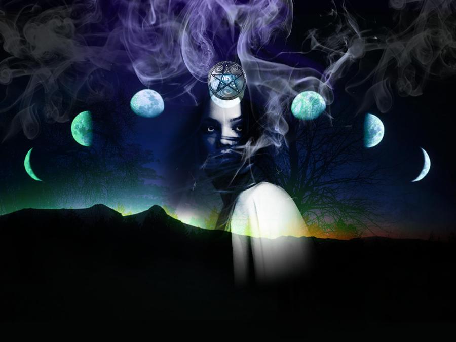 diosas de la luna