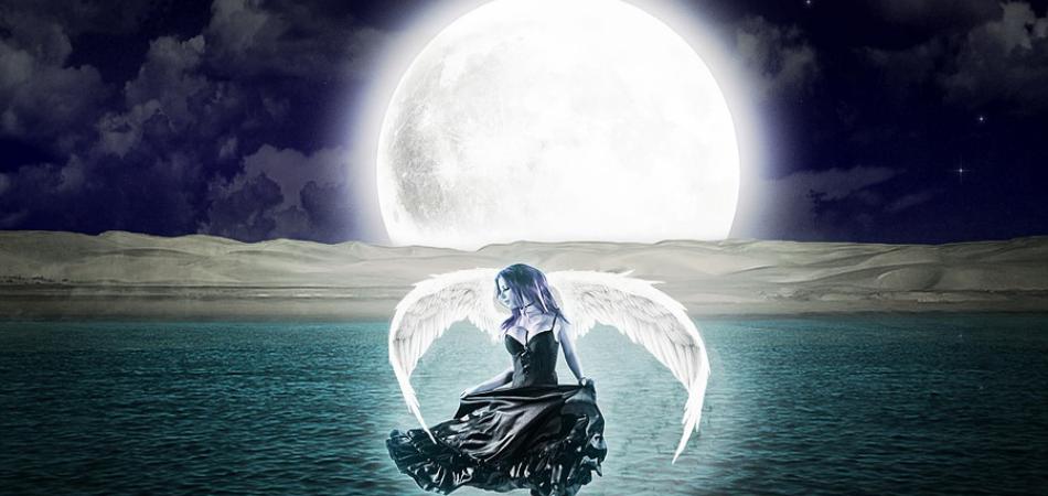 Diosa de la luna