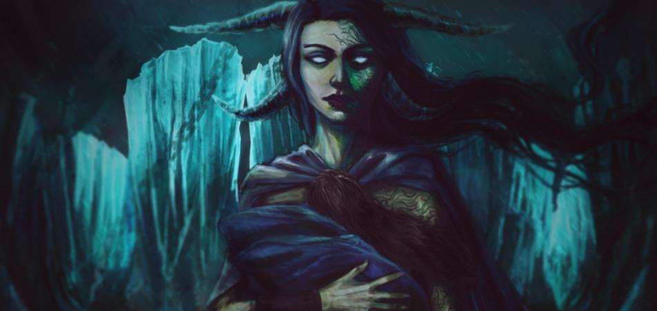diosas de la muerte celta