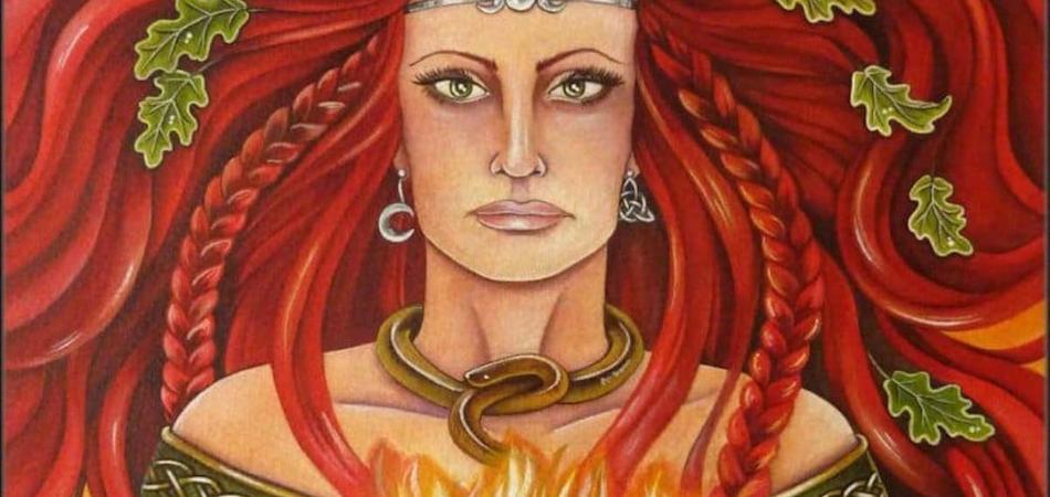 lista de diosas celtas