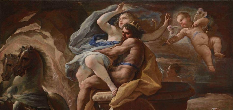 Proserpina diosa